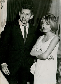 Gainsbourg and France Gall