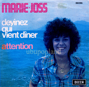 Marie Joss Devinez Qui Vient Diner Attention