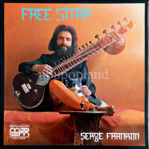 Serge Franklin Free Sitar