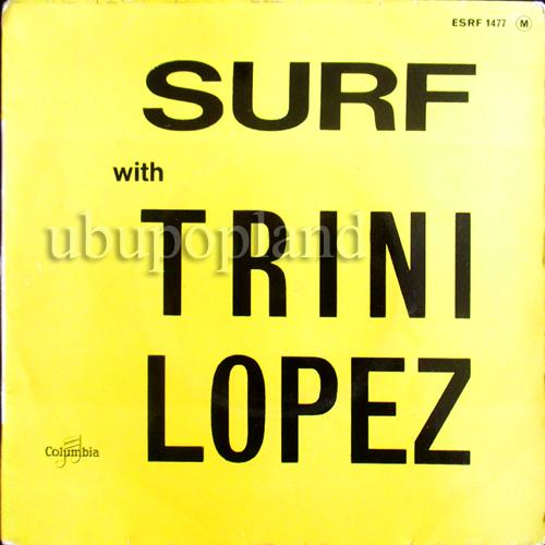 Trini Lopez Sinner Not A Saint If