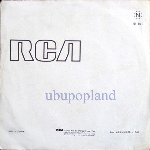 Ubupopland Online 60s 70s Vinyl Record Shop Hear Audio