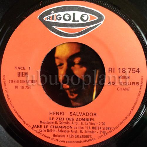 Henri Salvador - Attila Est Là