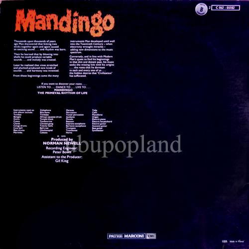 Fred Manda - Solaris