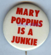 mary popins is a junkie