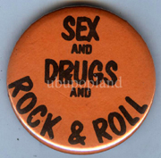 sex drug & rock'n'roll