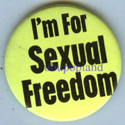 i am for sexual freedom
