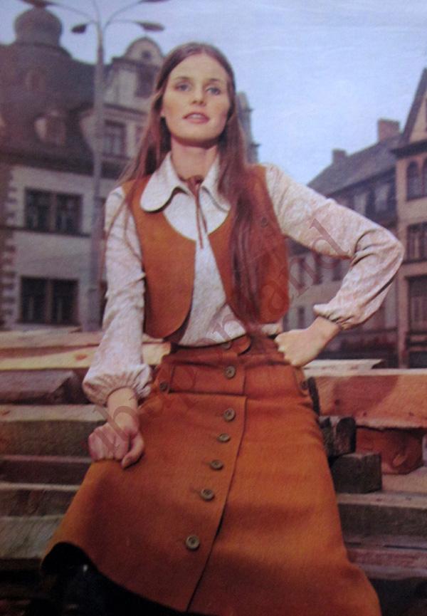 ubupopland bookshop sybille magazine fashion east germany 1970. Black Bedroom Furniture Sets. Home Design Ideas